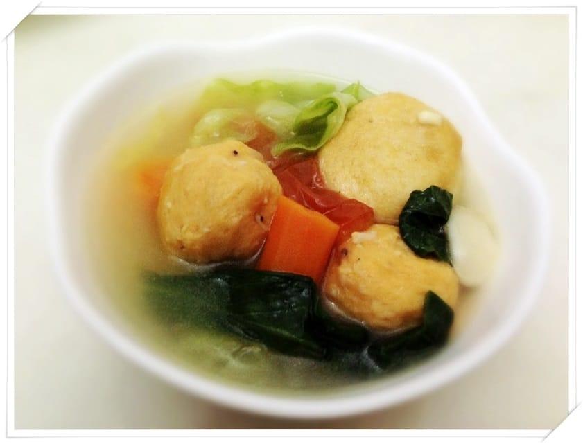 how to cook efirin soup