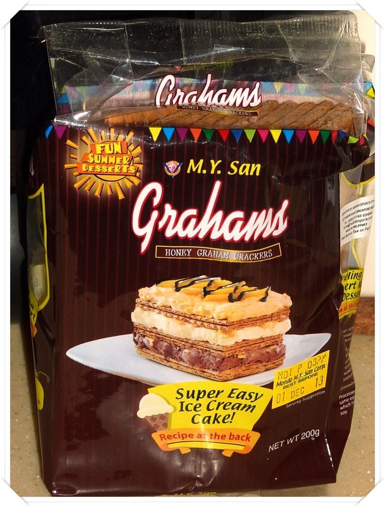 Aug 22- Graham Crackers