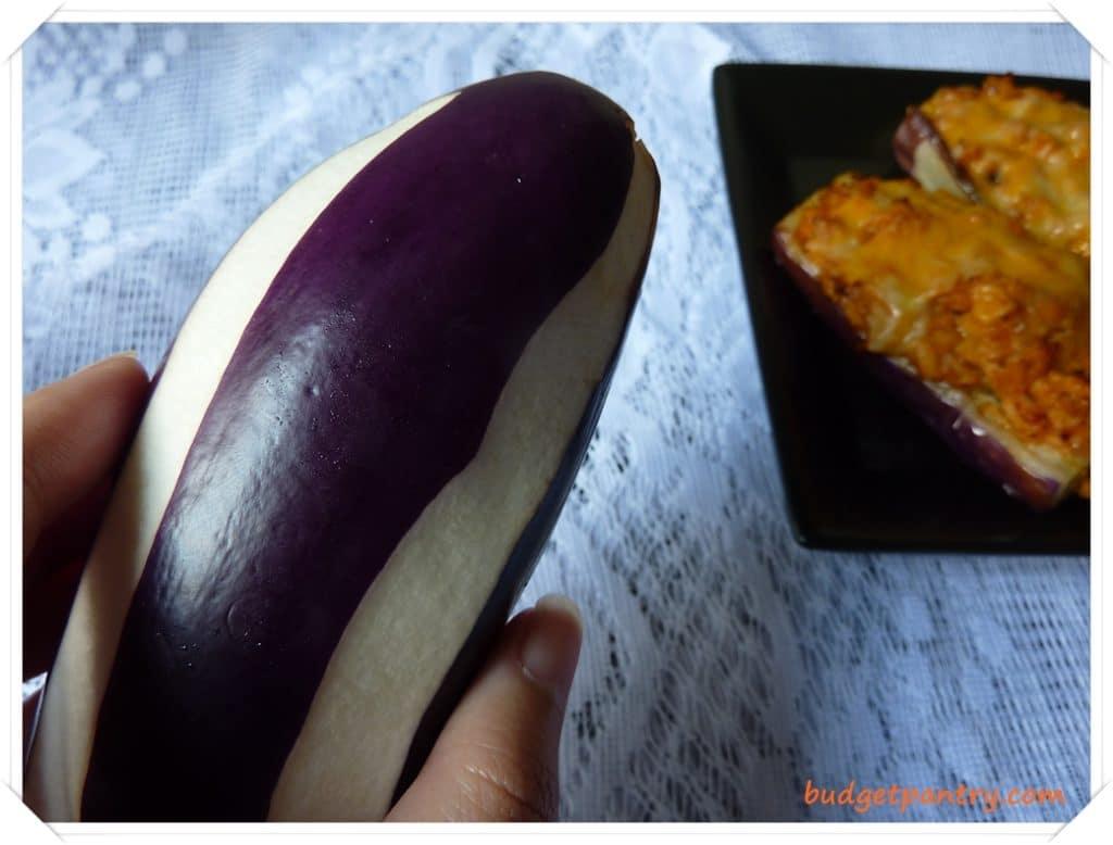12 November- Grilled Eggplant Peeled