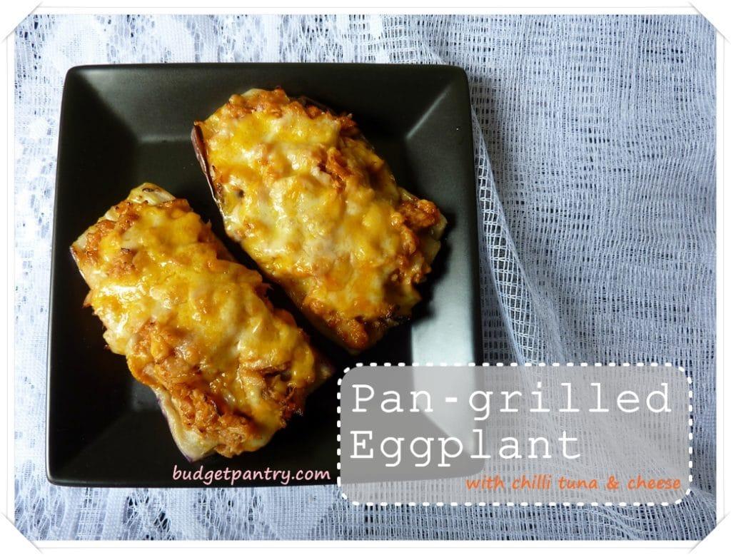 12 November- Grilled Eggplant
