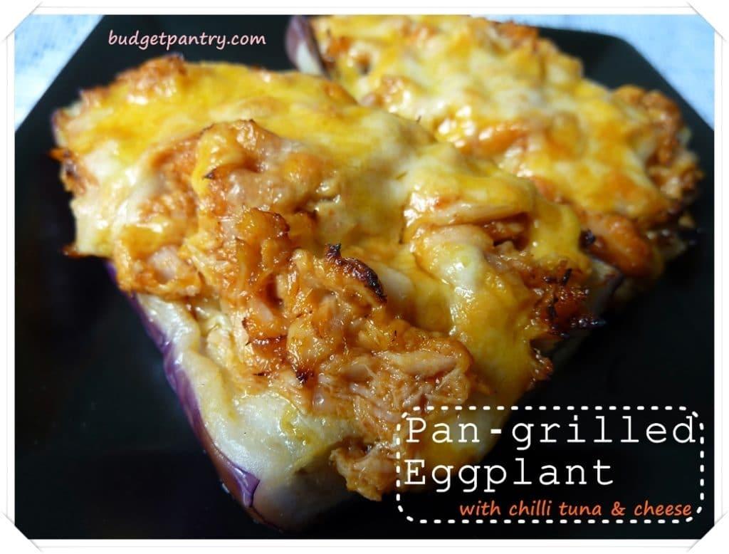 12 November- Grilled Eggplant1