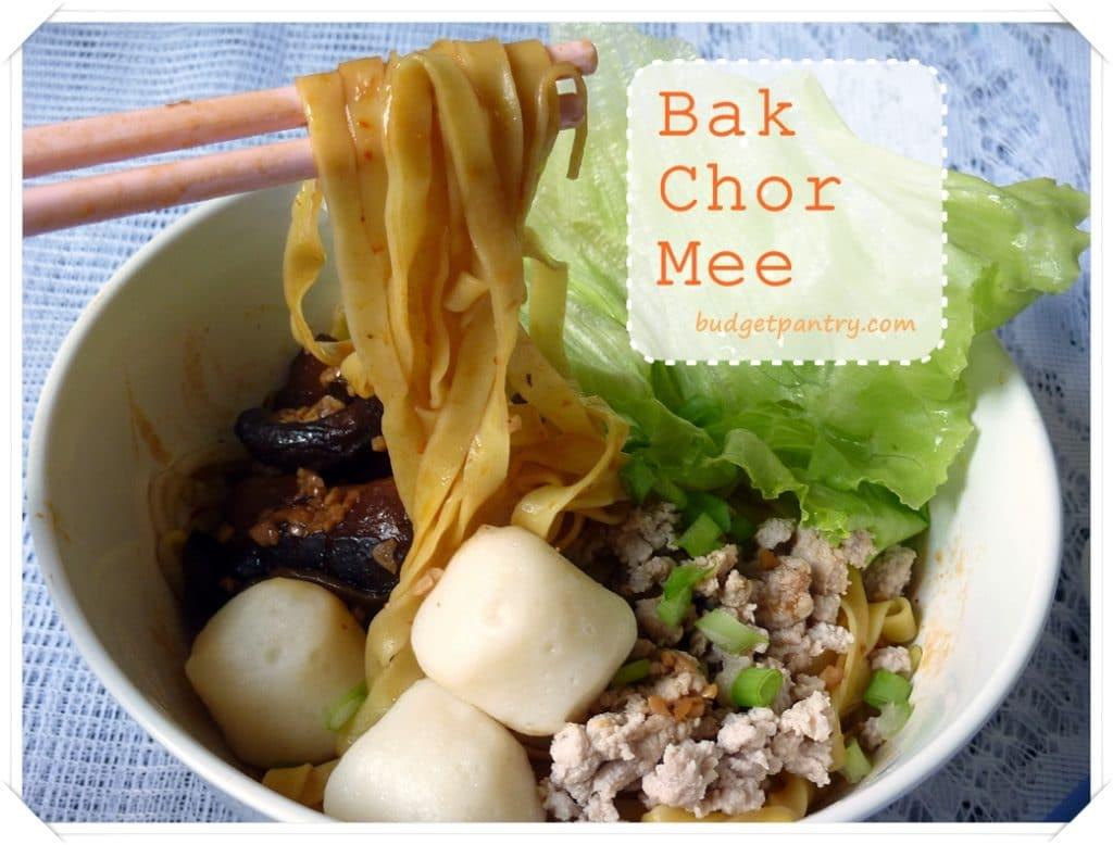 15 Nov- Bak Chor Mee