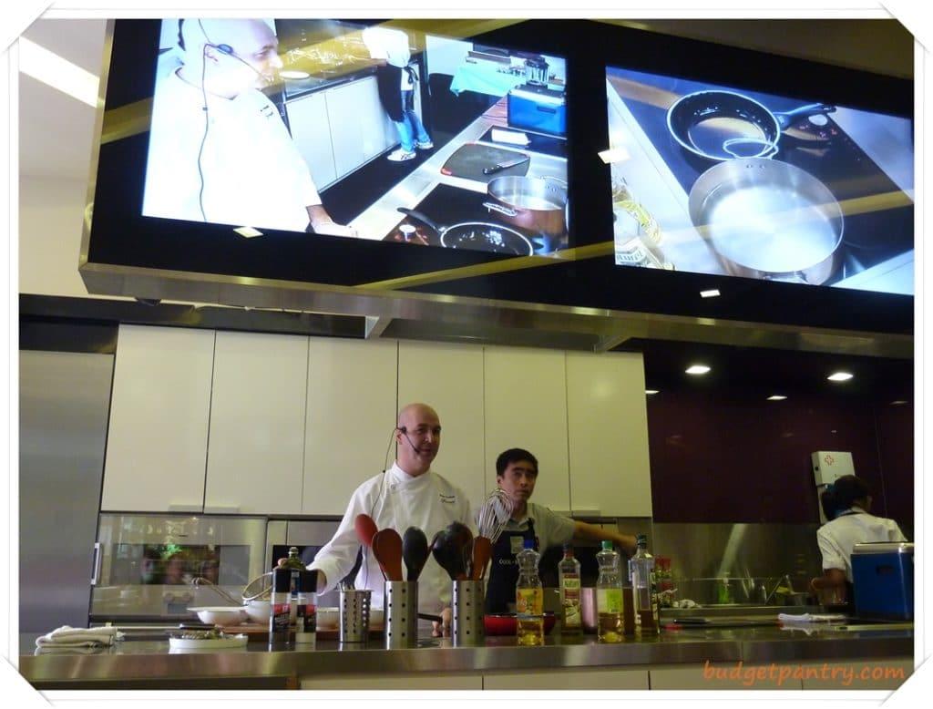 Chef Antonio Facchinetti- Prego
