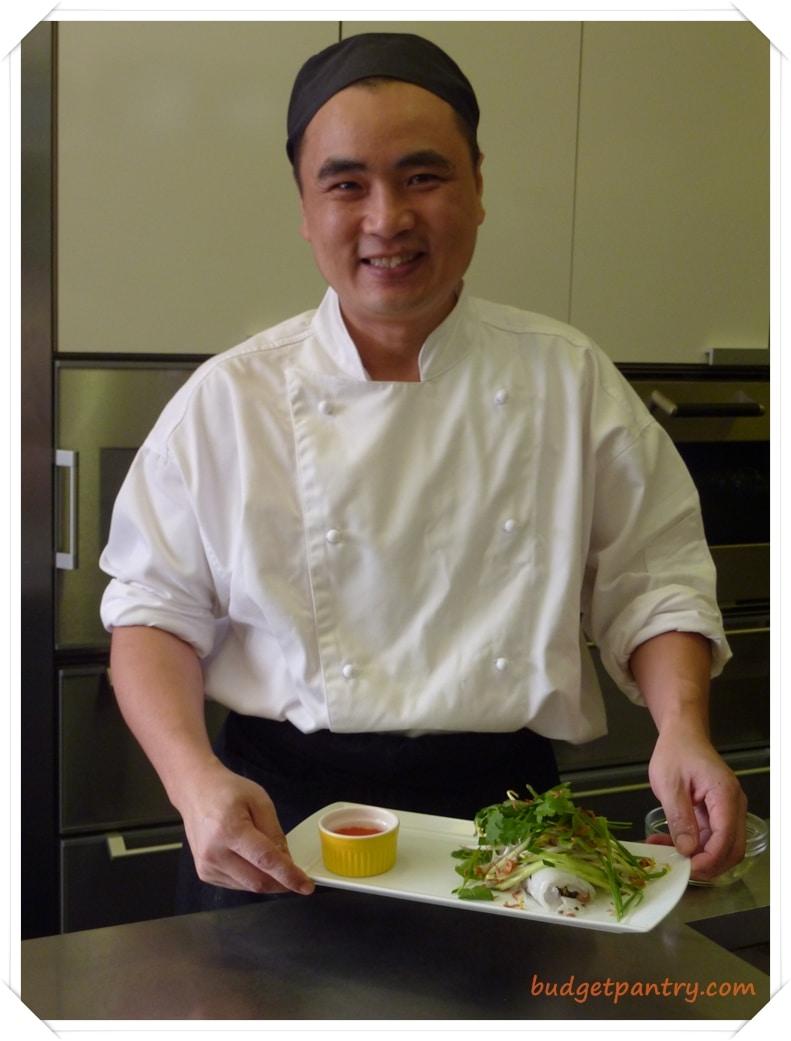 Chef Chi Quang Trinh