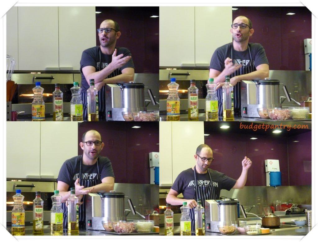 Chef Dan Segall