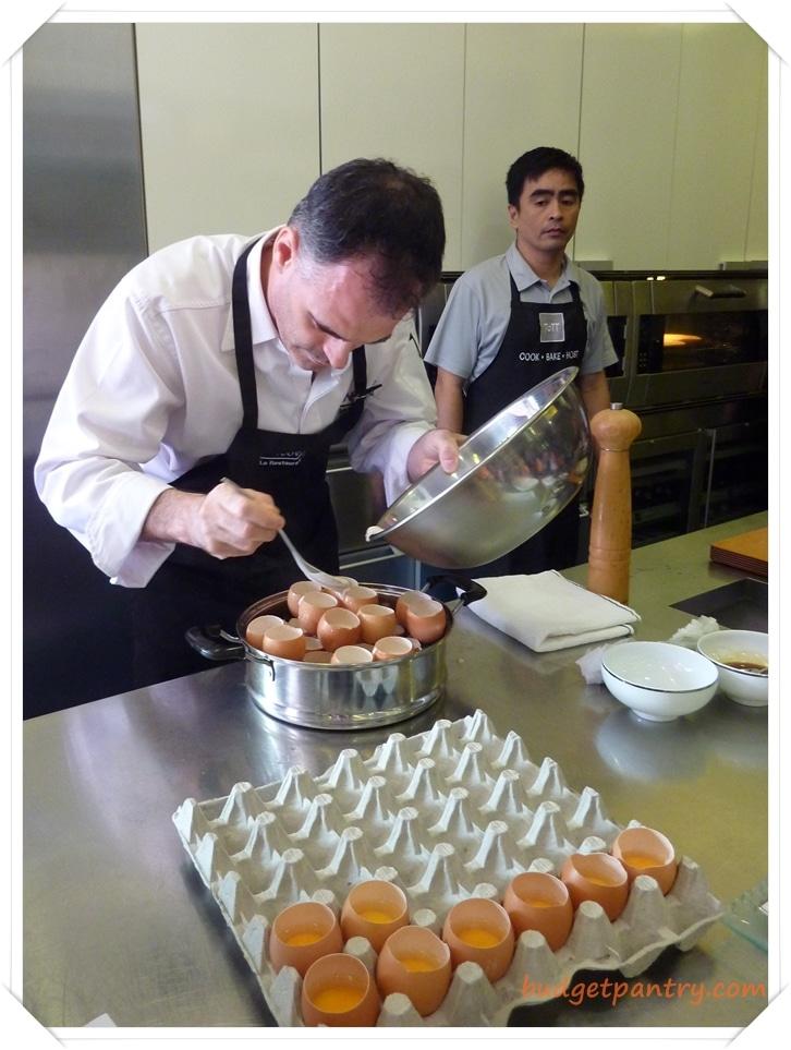 Chef Nicholas Joanny