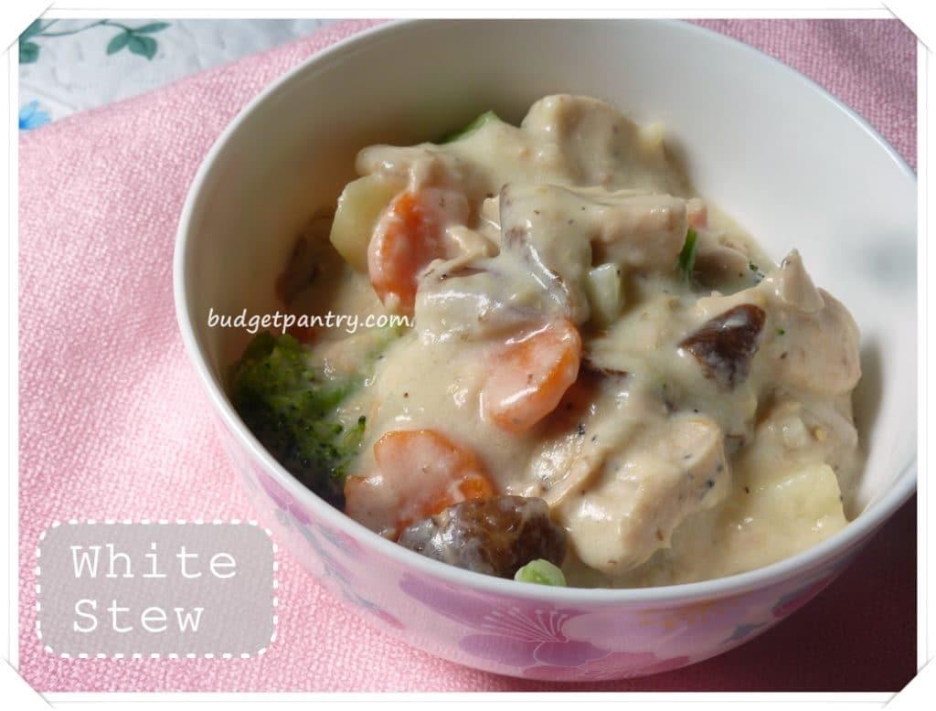 Dec 19- White stew1