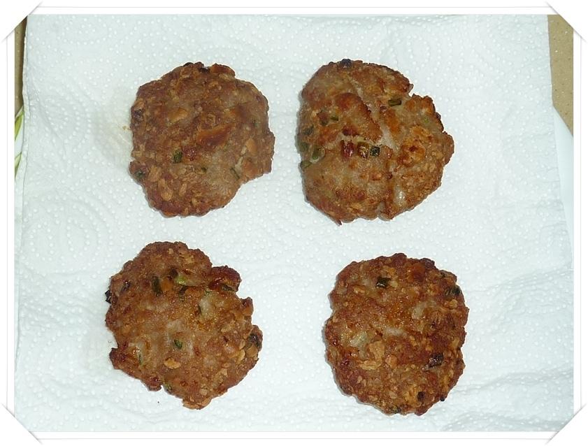Jan 3- Hainanese Pork Chop Patty