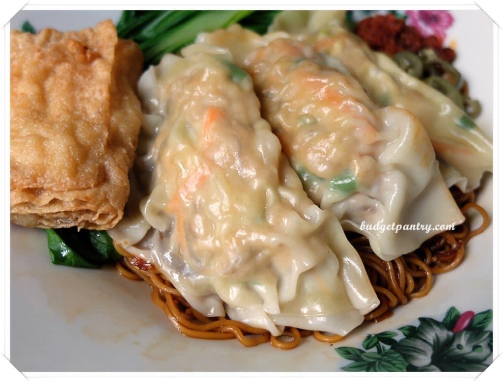 Dry Dumpling Noodles1