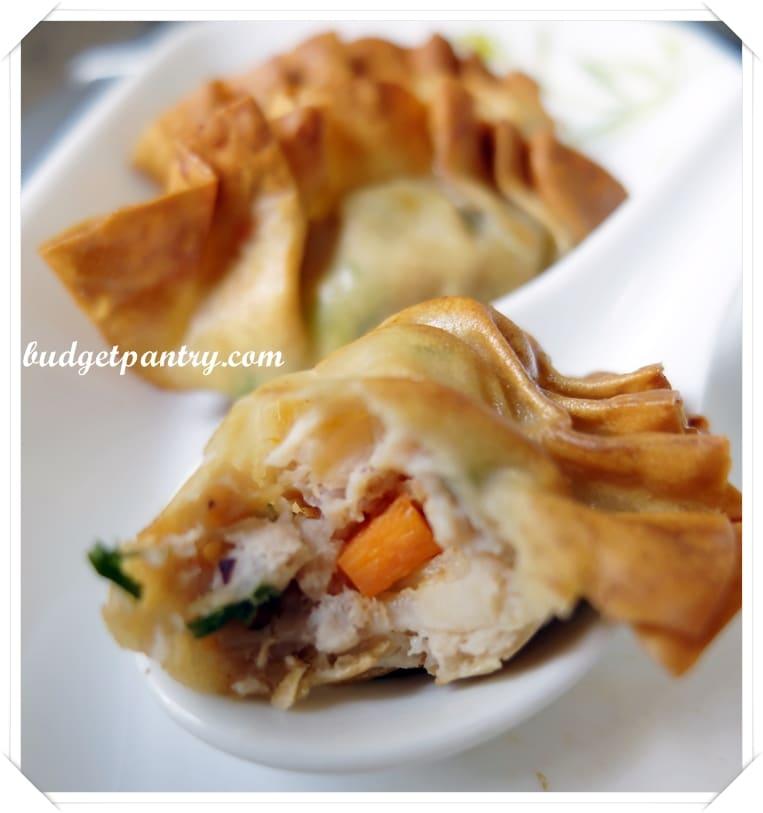 Feb 26- Airfried Dumpling