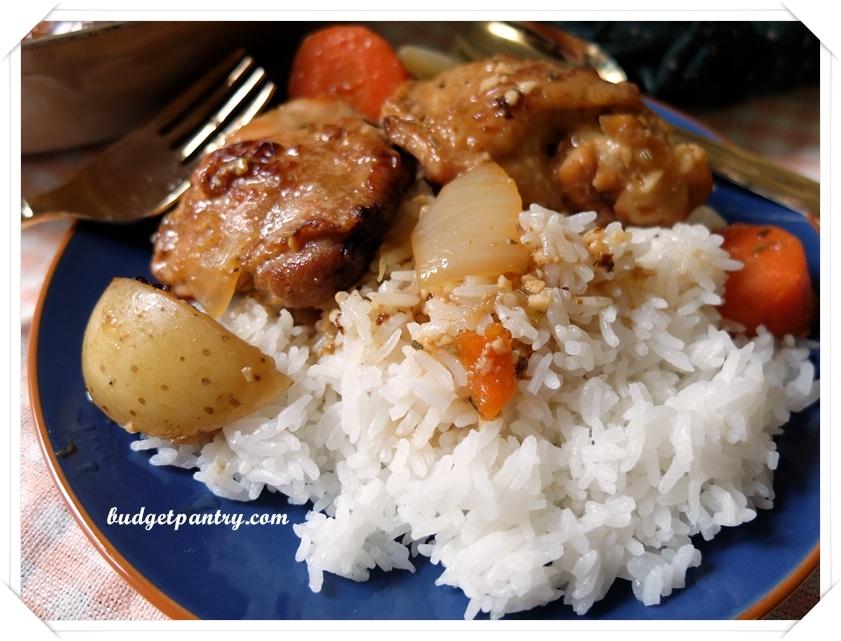 Mar 31- Braised Herb Chicken with Shio Koji 3