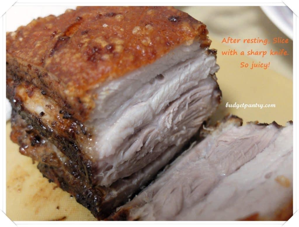 Airfried Roast Pork Belly Sio Bak 9d