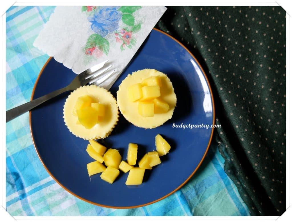 Apr 12- Mini Mango Cheesecake1