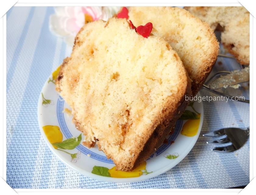 Bread Maker Sponge Cake Recipe