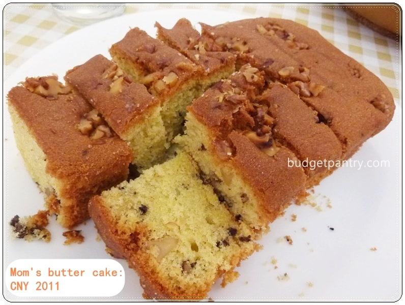 buiter cake