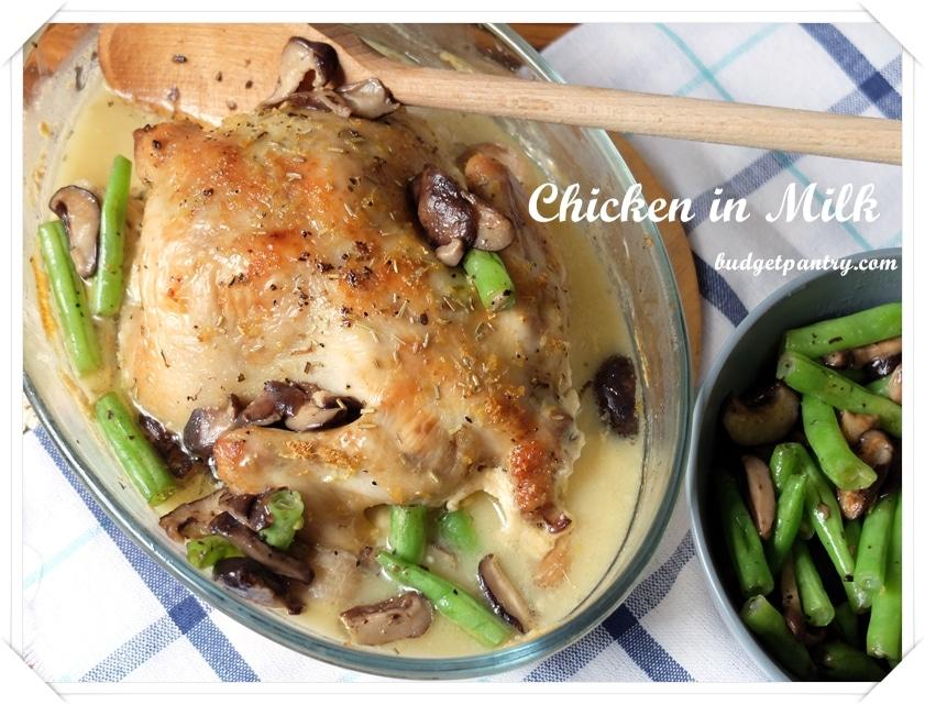Dec 22 Chicken in Milk 1