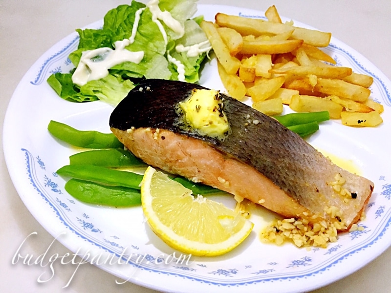 Nov 5- Lemon Butter Salmon3