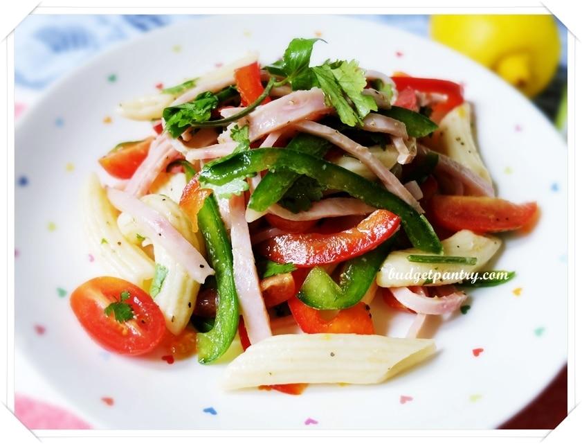 29 Dec- Yuzu-Lemon Penne Salad10