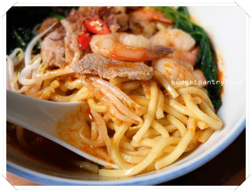 Feb 7 - Prawn Noodle Soup4