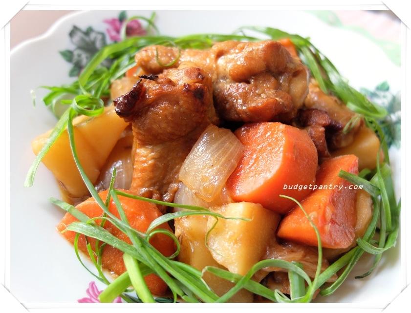 Mar 1 - Oyster Sauce Chicken1