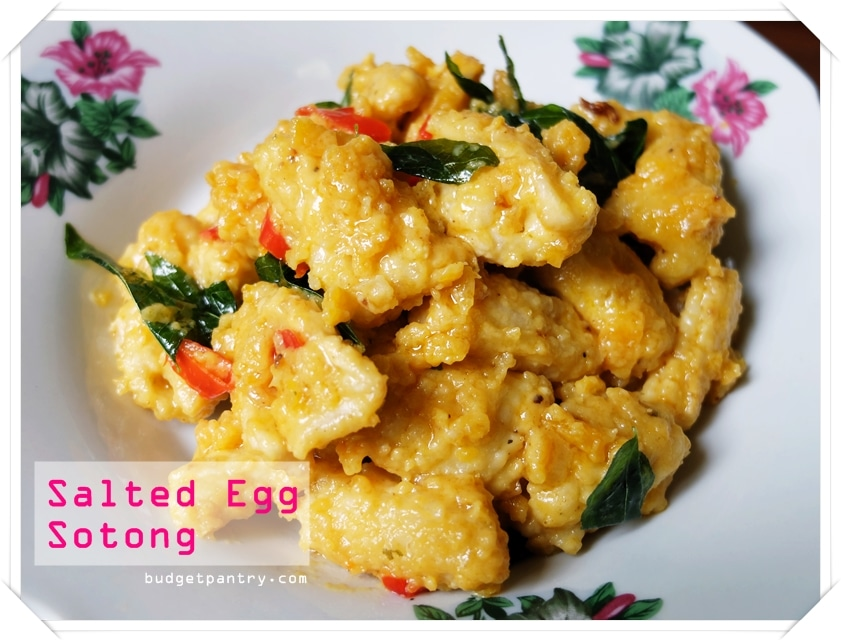 Mar 22 - Salted Egg Sotong 2