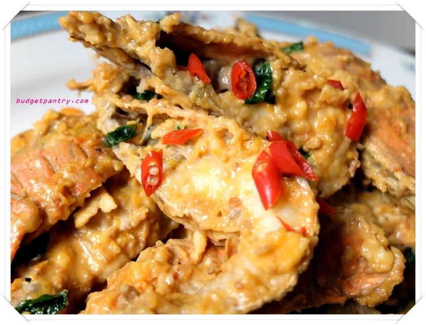Mar 8 - Salted Egg Crayfish 2