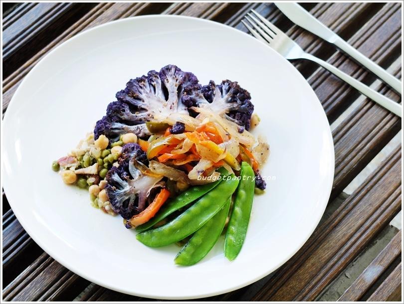 Jun 16 - Grilled Cauliflower Steaks1