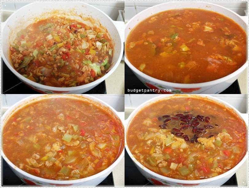 August 14 - Chili stew2