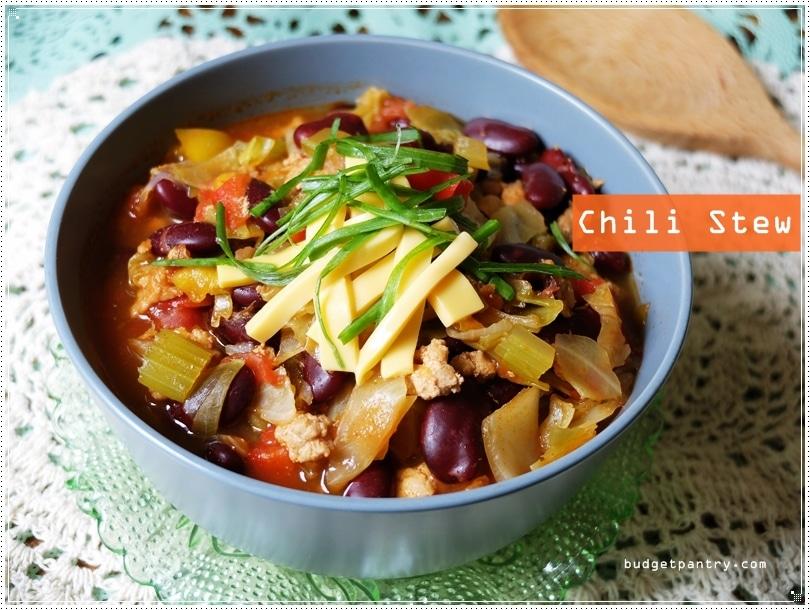 August 14 - Chili stew6