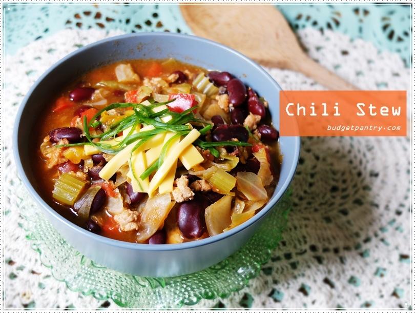 August 14 - Chili stew7