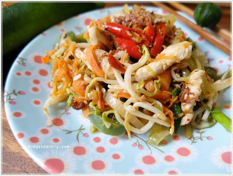 August 29 - Asian Zucchini Salad