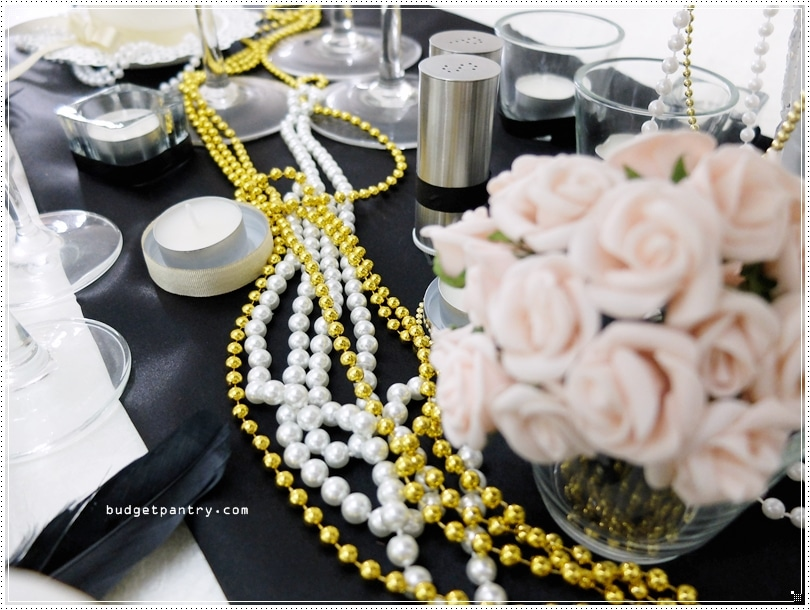IKEA Dining - The Great Gatsby Wedding12