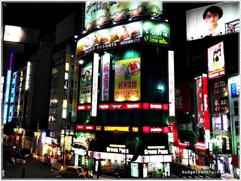 July 16 - Shinjuku