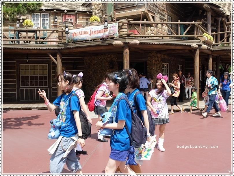 tokyo disneyland group1