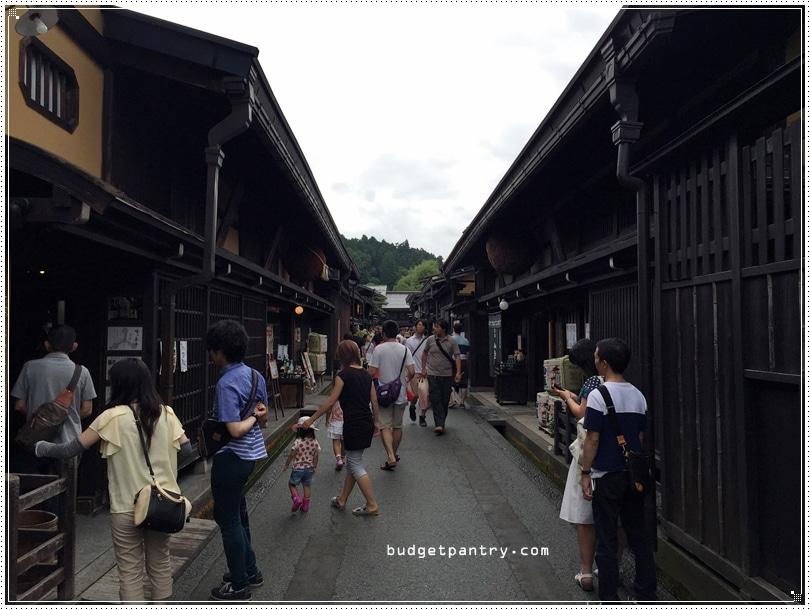 Takayama old town 3