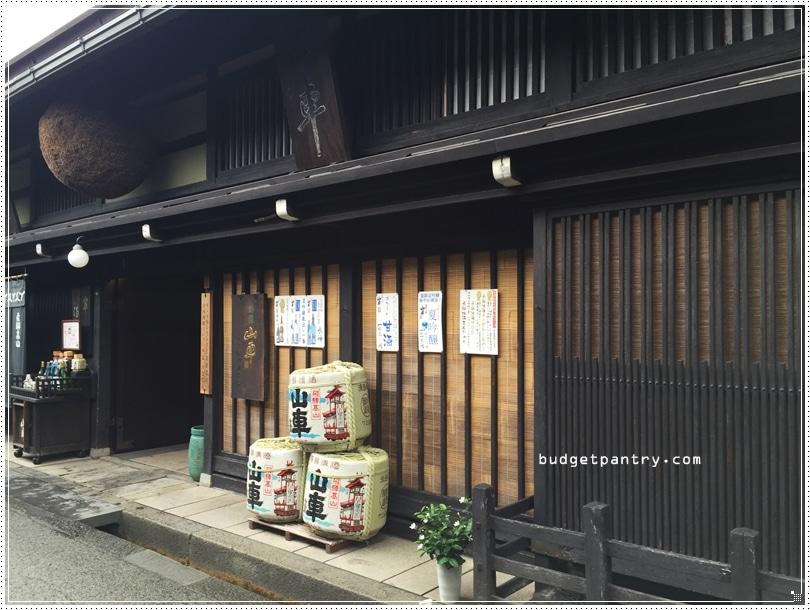 Takayama old town 4