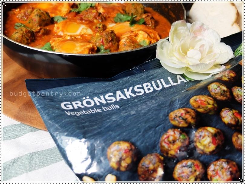 IKEA Veggie Ball Cook off - Shakshuka2