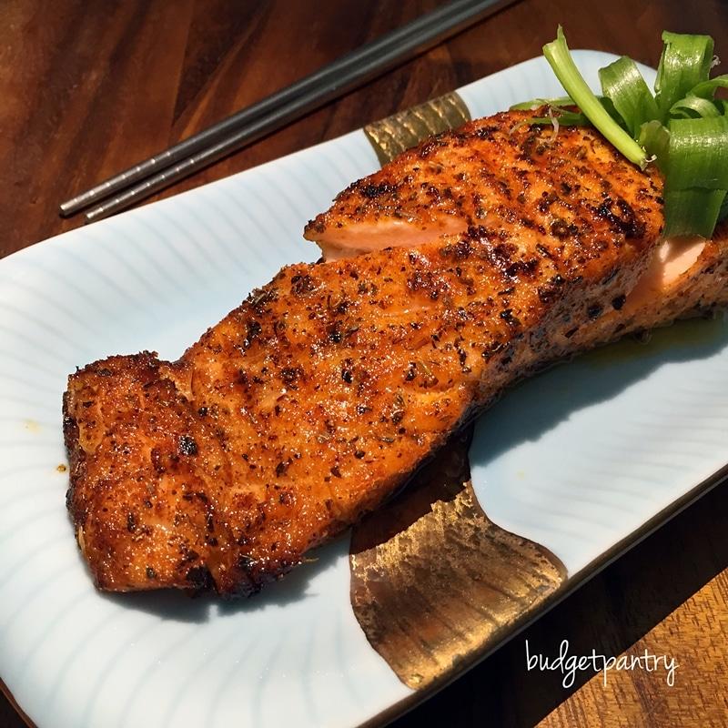 Airfried Cajun Salmon1