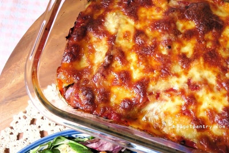 Eggplant lasagna 5