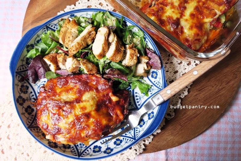 Eggplant lasagna7