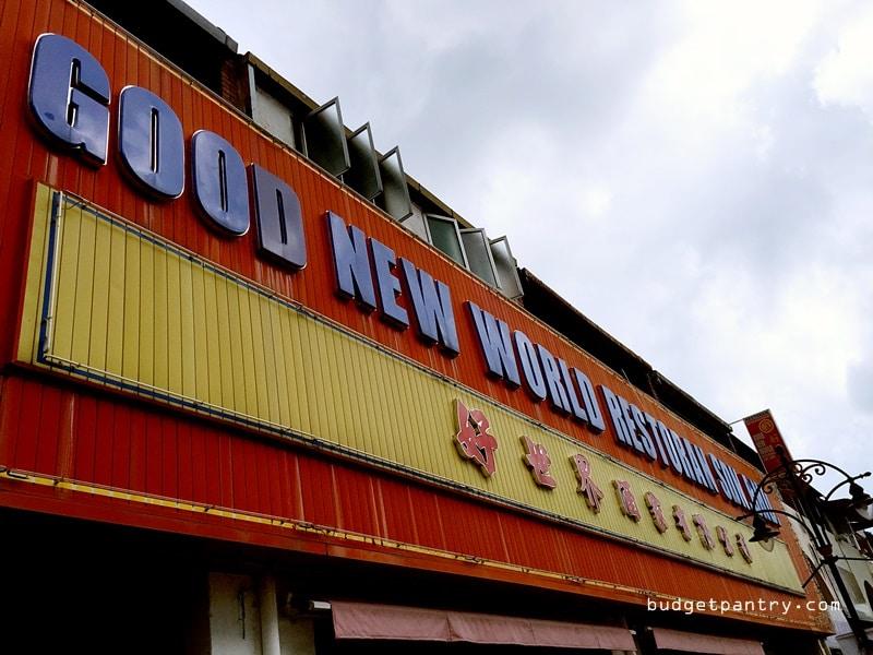 Good New World Restoron4