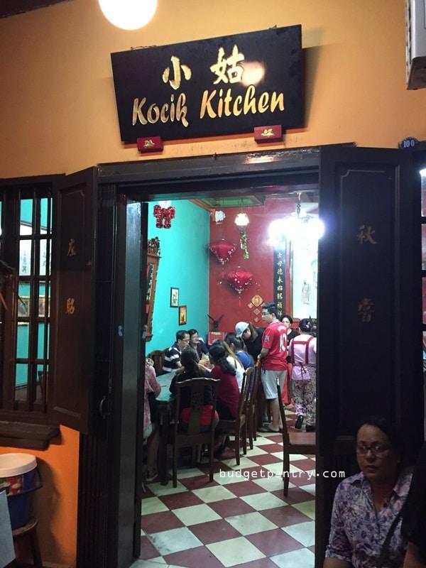 Kocik Kitchen
