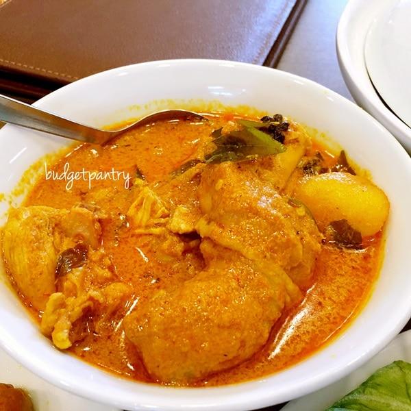 nancys kitchen chicken curry