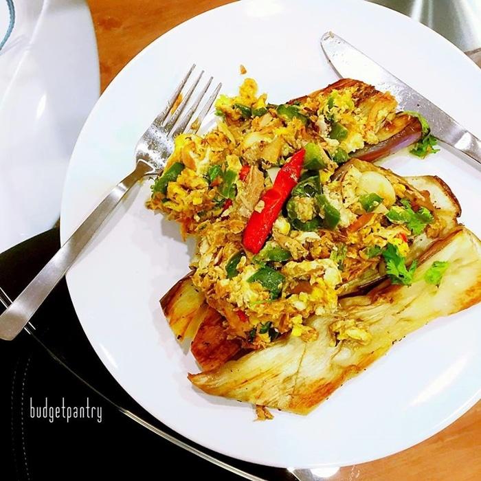 Eggplant tuna
