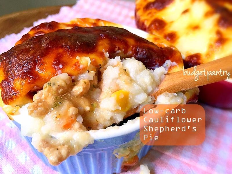 Budgetpantry food recipes baby cauliflower shepherds pie forumfinder Images