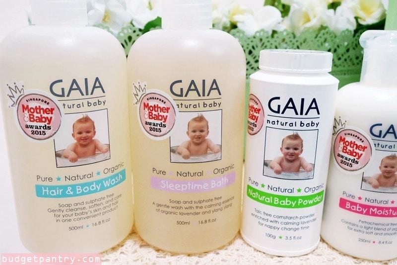 GAIA Natural Baby 02