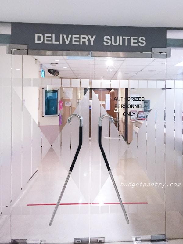 Mt A Delivery Suite