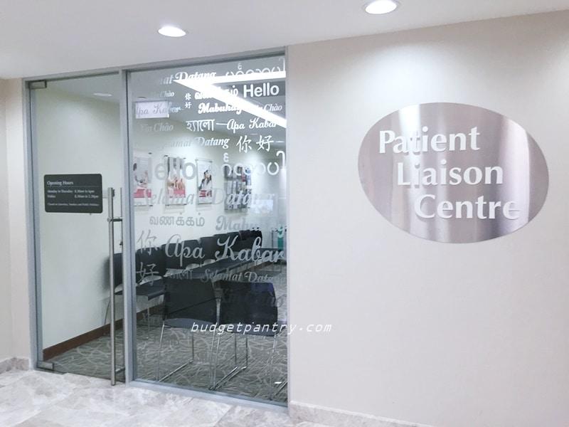 Mt A Patient Liaison Centre