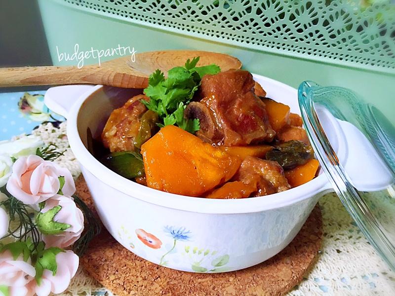 Pork rib pumpkin2