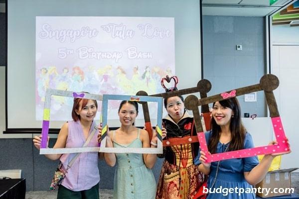 Singapore Tula Love's 5th Birthday Bash - 12 August 2019